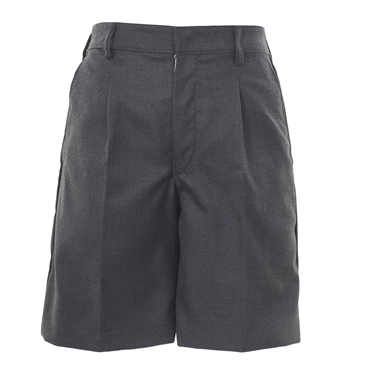 Junior Boys Bermunda Shorts - Grey