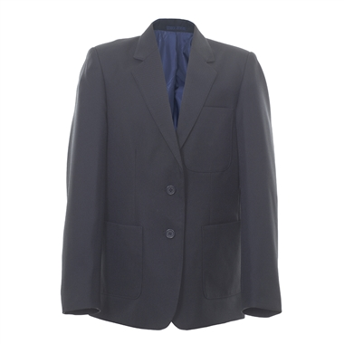 Girls Blazer - Navy Size Guide