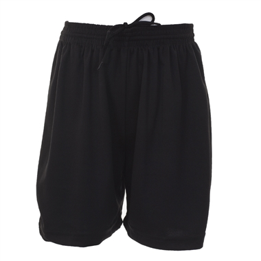 Games Shorts - Black