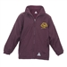 The Oaks Primary School Reversible Jacket in Burgundy