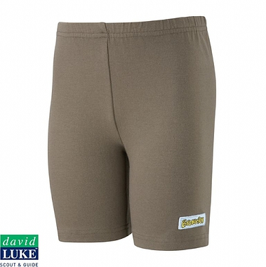 Brownies Cycle Short - Brown