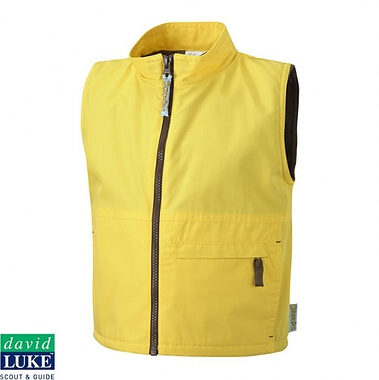 Brownies Gilet - Yellow