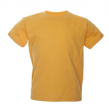 Gold T-Shirt Size Guide