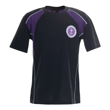 St Johns KS2 PE Tee
